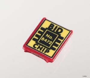 BID chip pack of 10 - 84720010