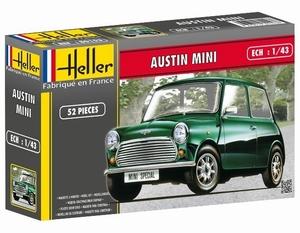 Heller Austin Mini Rallye 1:43 - 80153