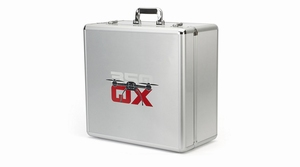 Carrying case for the 350QX and support equipment