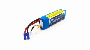 E-flite 3000mAh 3S 11.1V 30C LiPo, 12AWG, EC3 - EFLB30003S30