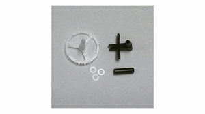 Lower Rotor Head, Outer Shaft/Gear, Washers (3) - BLH2717