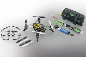 Dromida KODO Quadcopter met video en foto functie.