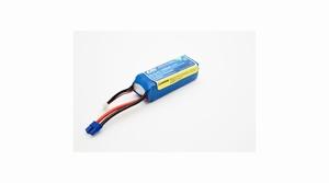 E-flite 1300mAh 6S 22.2V 30C LiPo, 13AWG EC3 - EFLB13006S30