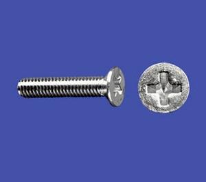 Bout Verzonken M2,5X10MM (10) K51070