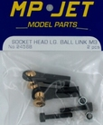 Ball Link Long Socket M3 (2) MPJ-2456B