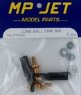 Ball Link Short Thread M3 (2) MPJ-2450B