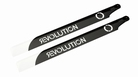 430mm FB 3D Carbon Main Blades by Revolution