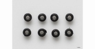 Solo Pro 328A rubber grommets for stabilizer