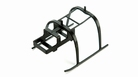 Landing Skid and Battery Mount: mCP X BL - BLH3905