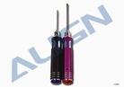 Align inbus schroevendraaier set 2 stuks - HZ025T