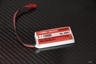 Roxxy-Power 1S 1000mAh 15C 60x33x7,5