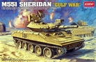 M551 Sheridan Gulfwar - 1:35