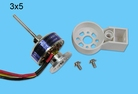 Reducer set brushless CE-009