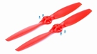 Propeller, Counter-Clockwise Rotation, Red:350 QX - BLH7821R