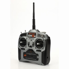 Spektrum DX5E 5 kanaals zender, mode 2 - Transmitter only