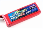 nVision LiPo 3s 11,1V 1300 30C - NVO1808