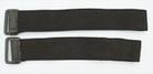 Elastisch Klittenband 50cm x 3.8cm, Per stuk.