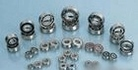 Metric Ball Bearings W/Shield D6 x d3 x B2,5 (4 stuks)