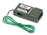 ek2-0420 Mini receiver (zonder crystal) 6CH top 000091