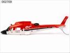 Fuselage (red) 002709