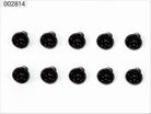 Cross recessed flat countersunk screws 002814