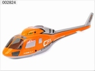 Fuselage set (orange) 002824