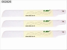 Plastic blade (white) 002826