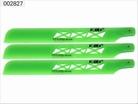 Plastic blade (green) 002827