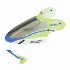 Complete Green Canopy with Vertical Fin: mCP X - BLH3519