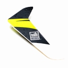 Vertical Fin with Decal: 120SR - BLH3120