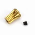 Pinion Gear, 10T 0.5M: B450/X, B400 / 300 X - BLH1610