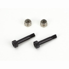 Main Rotor Blade Mounting Screw&Nut Set (2): B450 - BLH1616