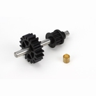 Tail Drive Gear/Pulley Assembly: B450, B400 - BLH1655
