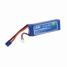 E-flite 2200mAh 3S 11.1V 30C LiPo, 13AWG EC3 - EFLB22003S30