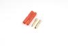 2.0mm goudstekker met plastiek behuizing (4pcs)
