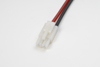 Tamiya stekker, Man., silicone kabel 14AWG, 10cm (1st)