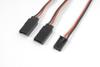 Y-kabel Futaba, 22AWG, 15cm (1st) - GF-1100-020