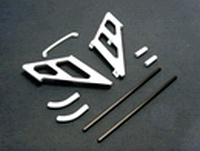 esl010 Landing Skid Set