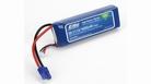 E-flite 1800mAh 3S 11.1V 30C LiPo,13AWG EC3 - EFLB18003S30