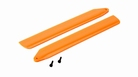 Hi-Performance Main Rotor Blade Set, Orange: 130 X by BLADE