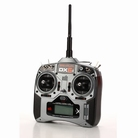 Spektrum DX6i DSMX 6-Channel Transmitter Only - Mode 2