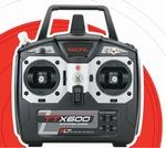 Tactic TTX600 zenderset 6 kanaals met ontvanger