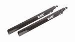 CF FB Main Blade Set w/washers: B500 3D  - BLH1815