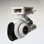 CGO2 GB HD Camera with 3-Axis Brushless Gimbal - BLH8110