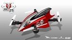 Blade Mach 25™ FPV Racer BNF Basic - BLH8980