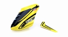 Complete Yellow Canopy with Vertical Fin: nCP X - BLH3318